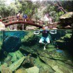 Poço Azul é um dos destino paradisíaco no Maranhão