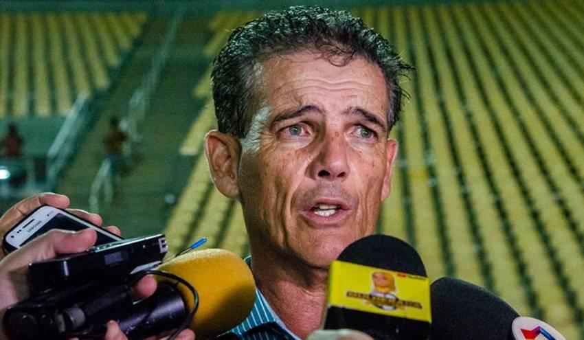 """Photo of Técnico do Sampaio vê """"questão emocional"""" atrapalhando o time"""