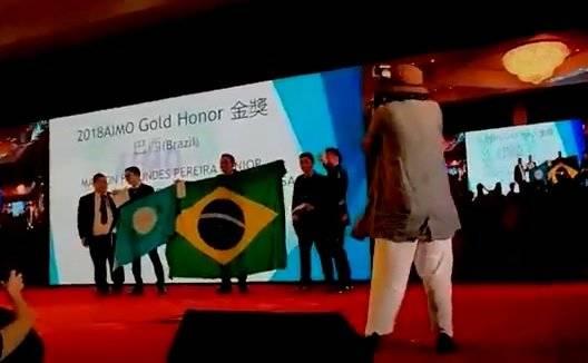 Photo of Alunos do Maranhão conquistam prêmio mundial