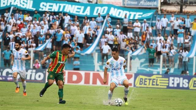 Photo of Sampaio Corrêa volta a vencer após 12 jogos na Série B e aumenta a crise no Paysandu