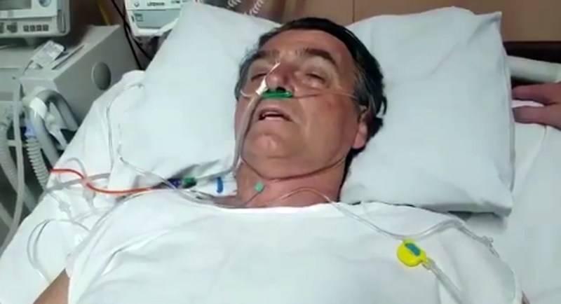 Photo of Bolsonaro faz cirurgia de emergência e é considerada bem-sucedida