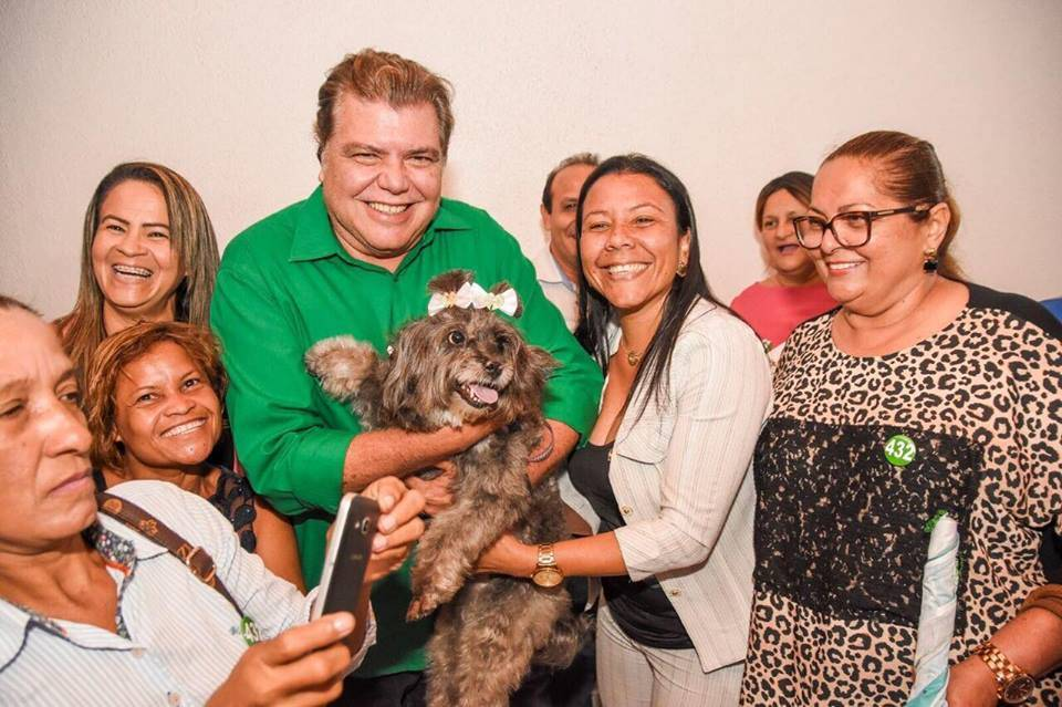 Photo of Sarney Filho recebe apoio de grupos de proteção ao animal no Maranhão