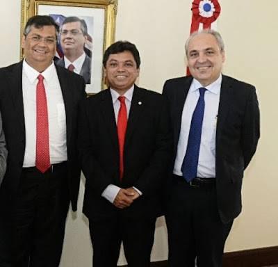 Photo of Flávio Dino anuncia volta de Márcio Jerry e Marcelo Tavares à Secap e Casa Civil