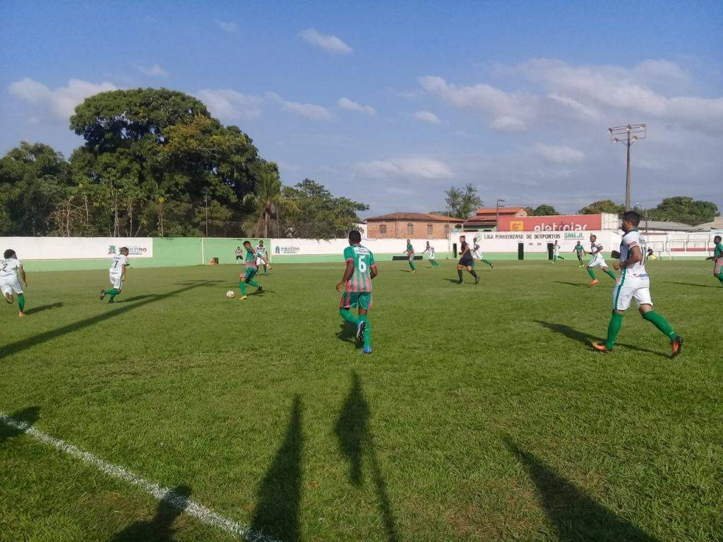 Photo of Série B Maranhense: Chapadinha e Pinheiro garantem vaga na decisão