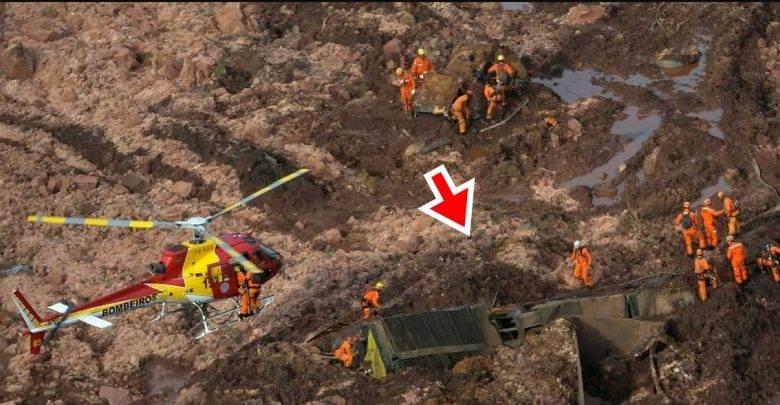 Photo of Ônibus da Vale é achado soterrado com passageiros mortos em Brumadinho (MG)