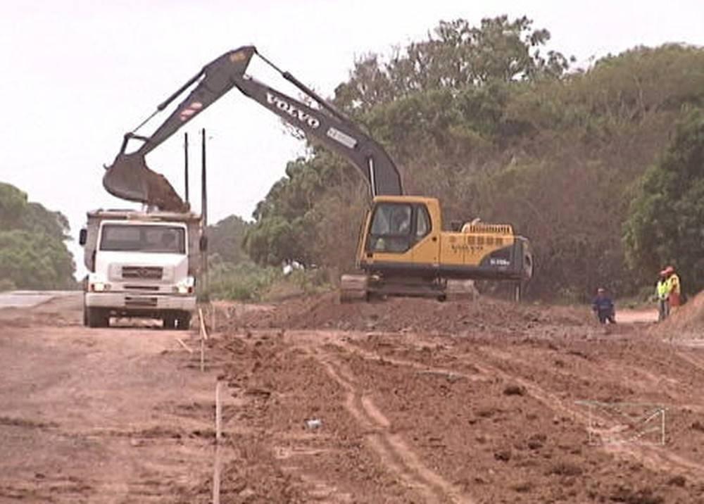 Photo of Tribunal de Contas da União suspende obras de duplicação da BR-135 no MA