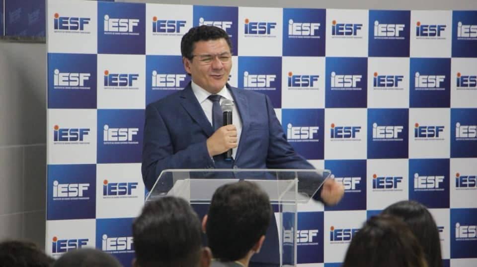 Photo of IESF realiza Aula Magna da primeira turma do Curso de Direito