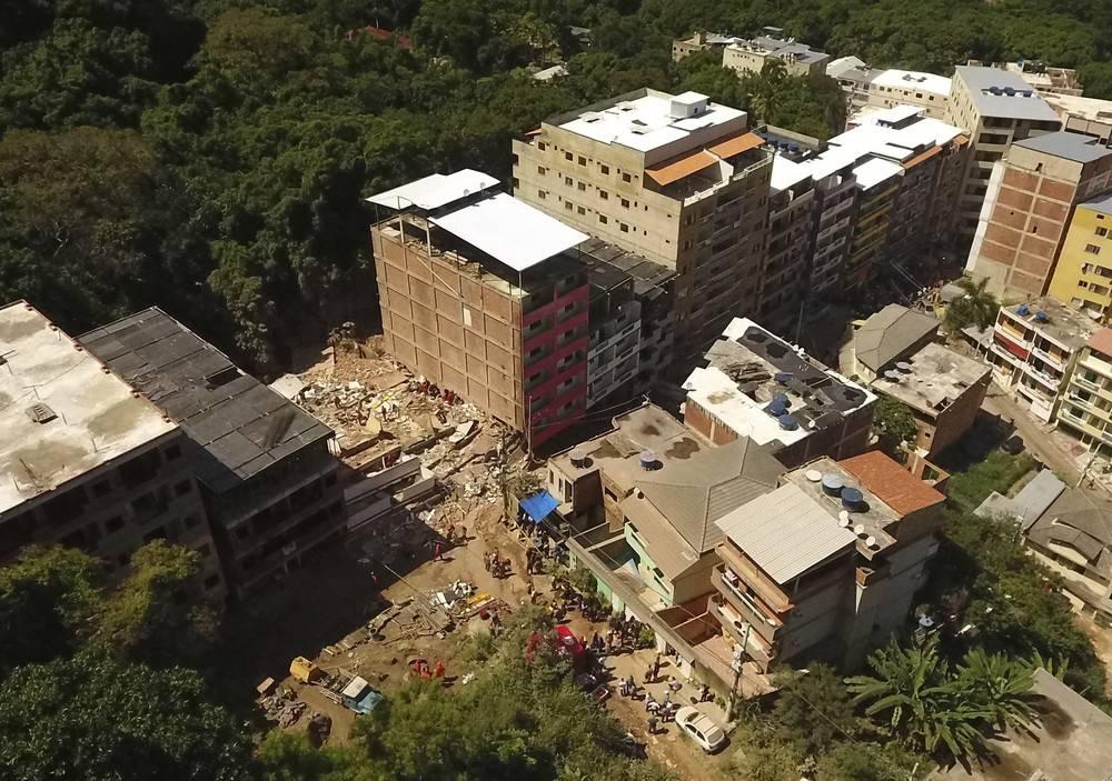 Photo of Maranhenses estão entre as vítimas no desabamento de prédio no Rio