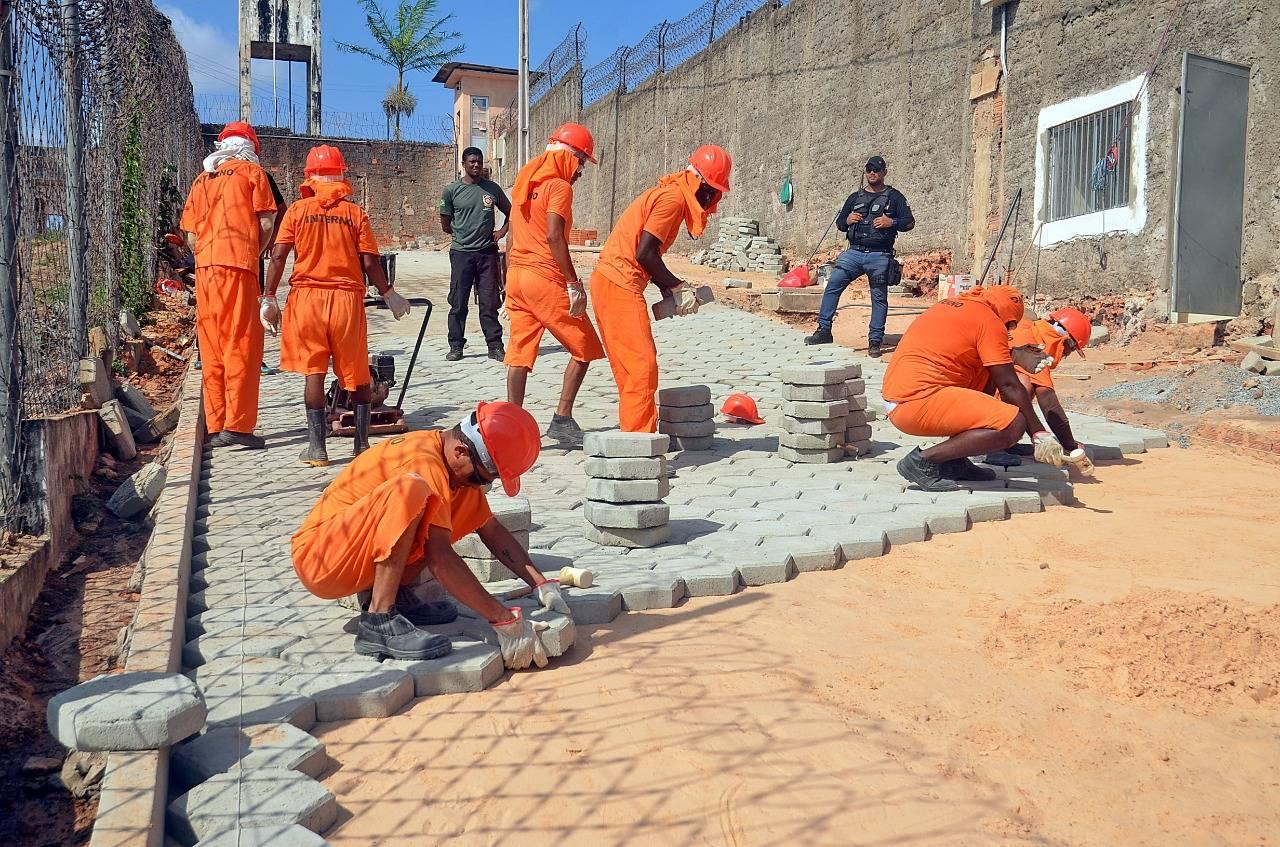Photo of Número de presos trabalhando no Maranhão triplica