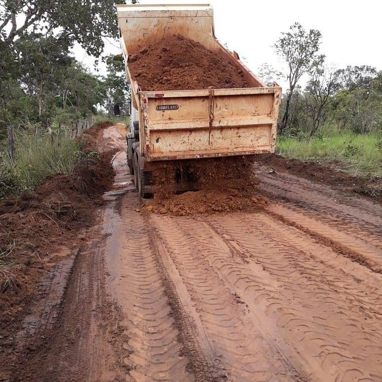 Photo of Prefeitura de Estreito recupera estradas vicinais na zona rural do município