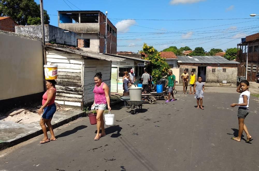 Photo of São Luís chega ao quarto dia sem abastecimento normal d'água