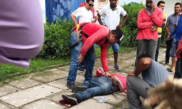 Photo of Homem morre ao cair de prédio em São Luís