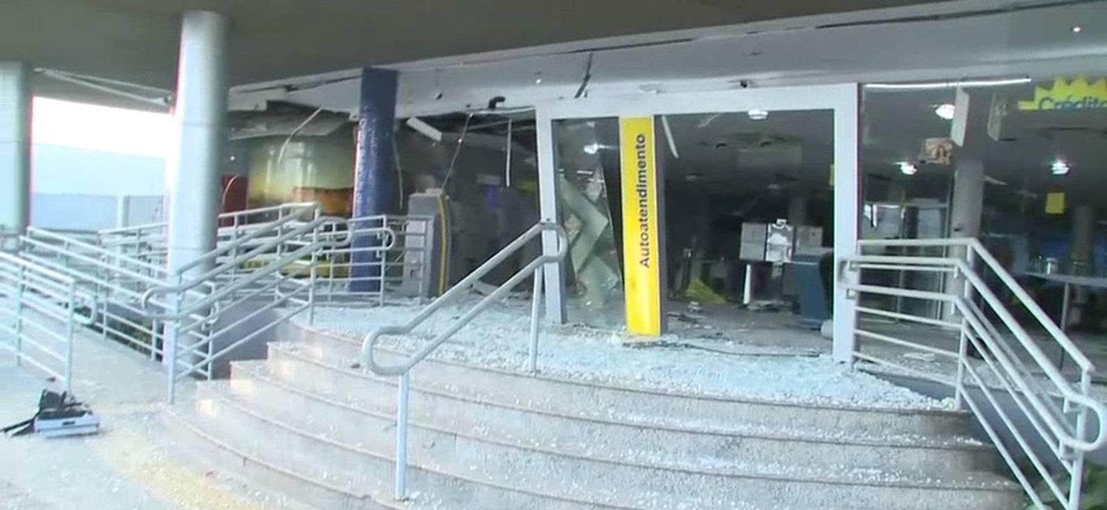 Photo of Agência do Banco do Brasil em São Luís é atacada