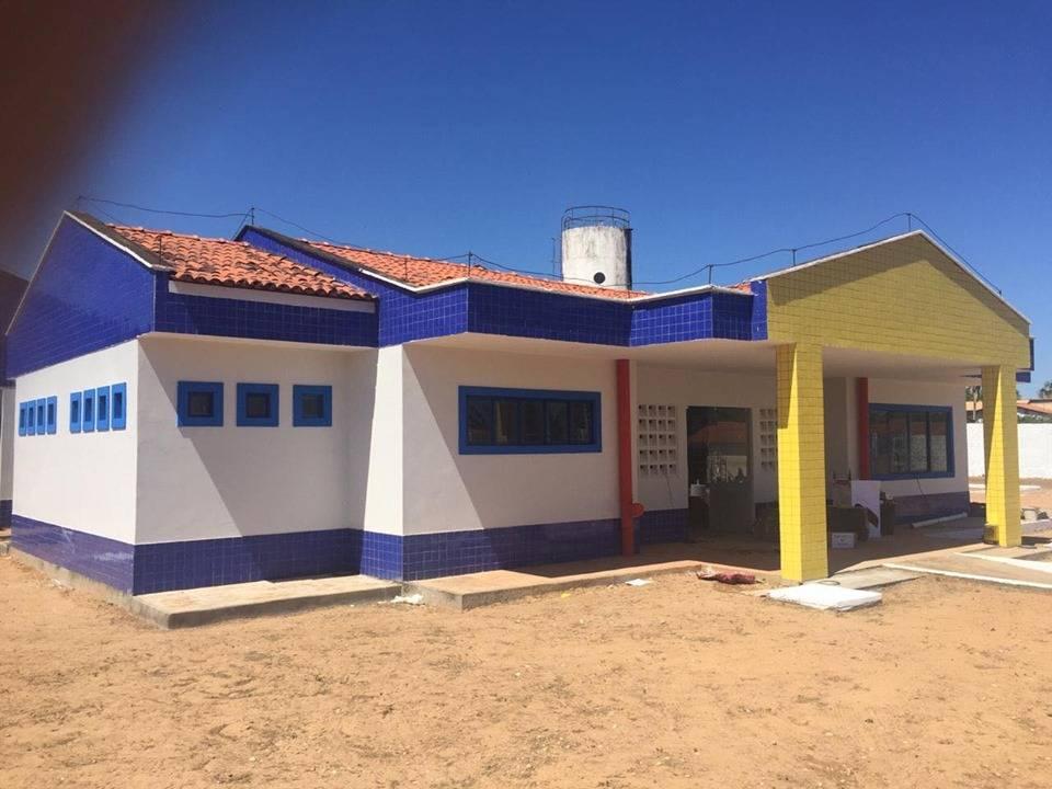 Photo of Prefeitura de Riachão entregará creche e pré-escola 'Tia Bomfim' nesta segunda-feira (5)