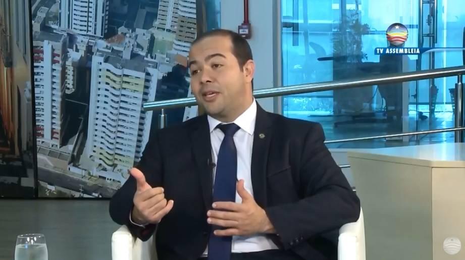 Photo of Rildo Amaral defende a criação do Maranhão do Sul durante entrevista