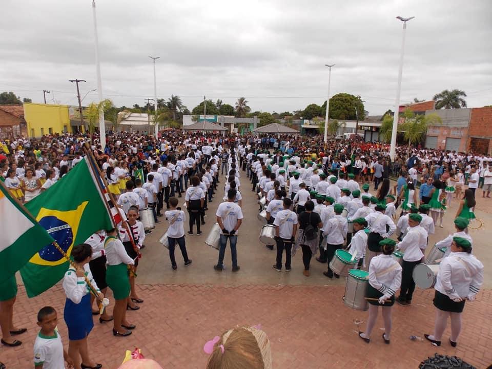 Photo of Prefeitura de São João do Paraíso realiza desfile cívico alusivo ao dia 7 de Setembro