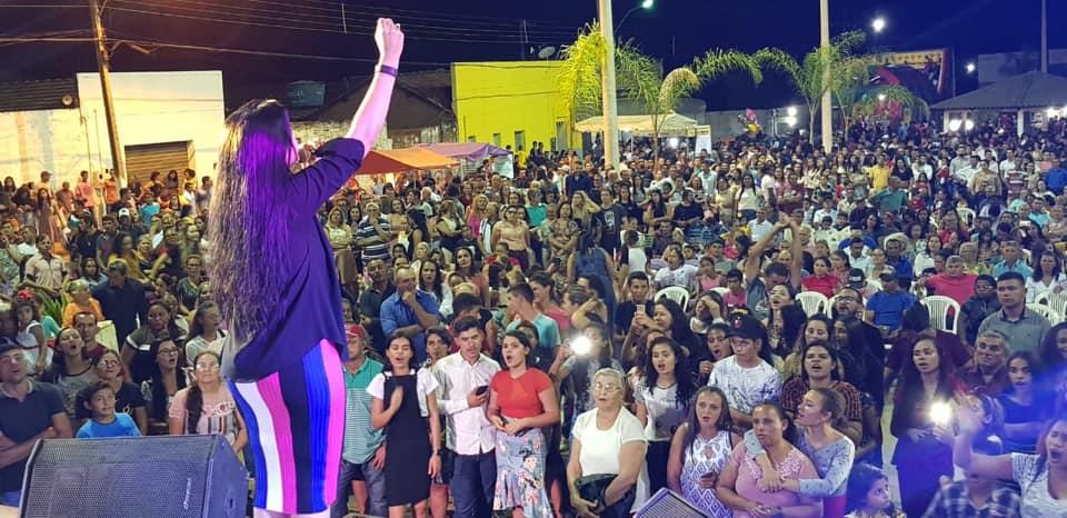 Photo of São João do Paraíso comemorou Dia do Evangélico com ações sociais e shows