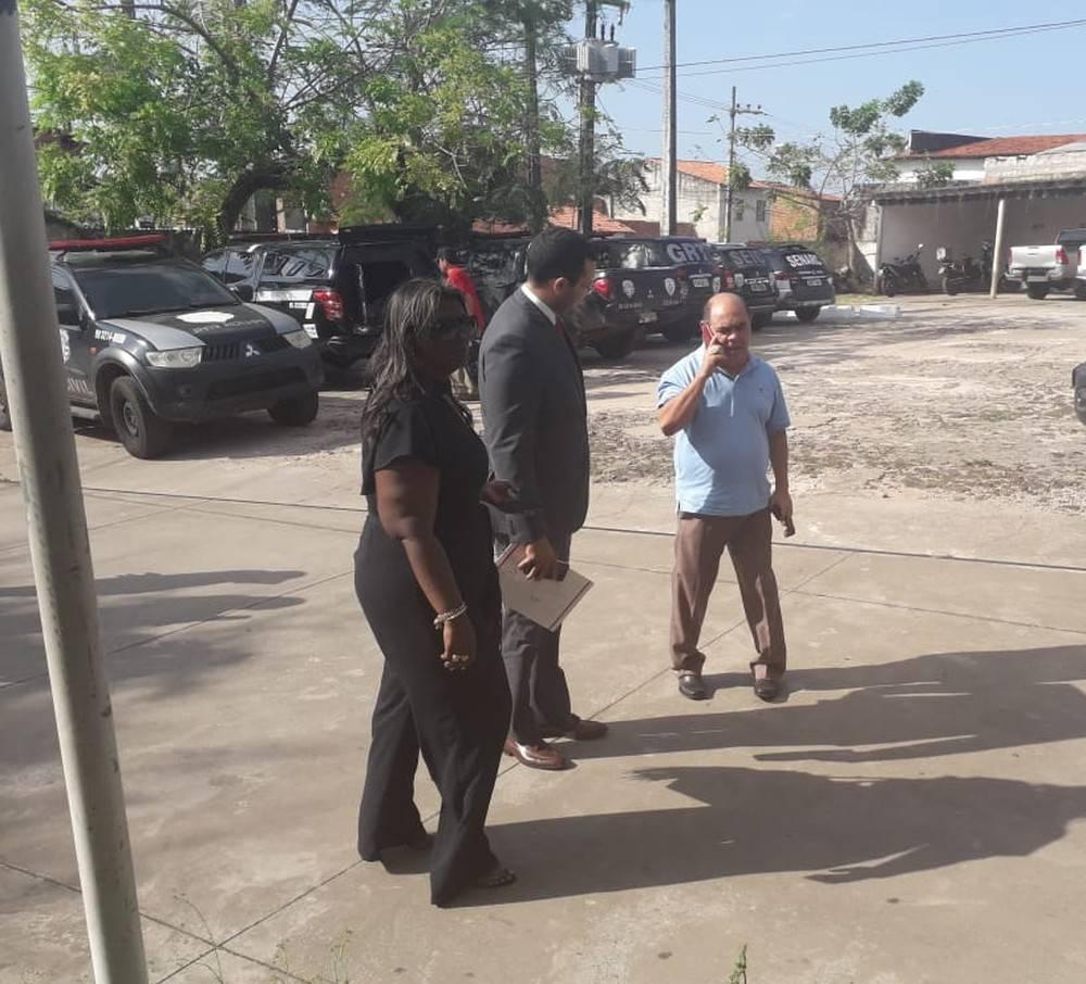 Photo of Vereador Astro de Ogum fica calado durante depoimento sobre caso de estupro em São Luís