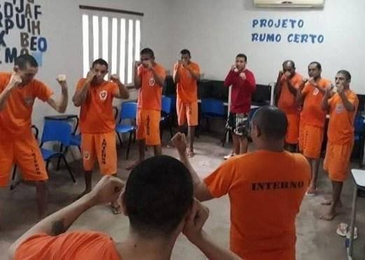 Photo of Após repercussão Governo do Maranhão recua e desiste de ensinar artes marciais a presos