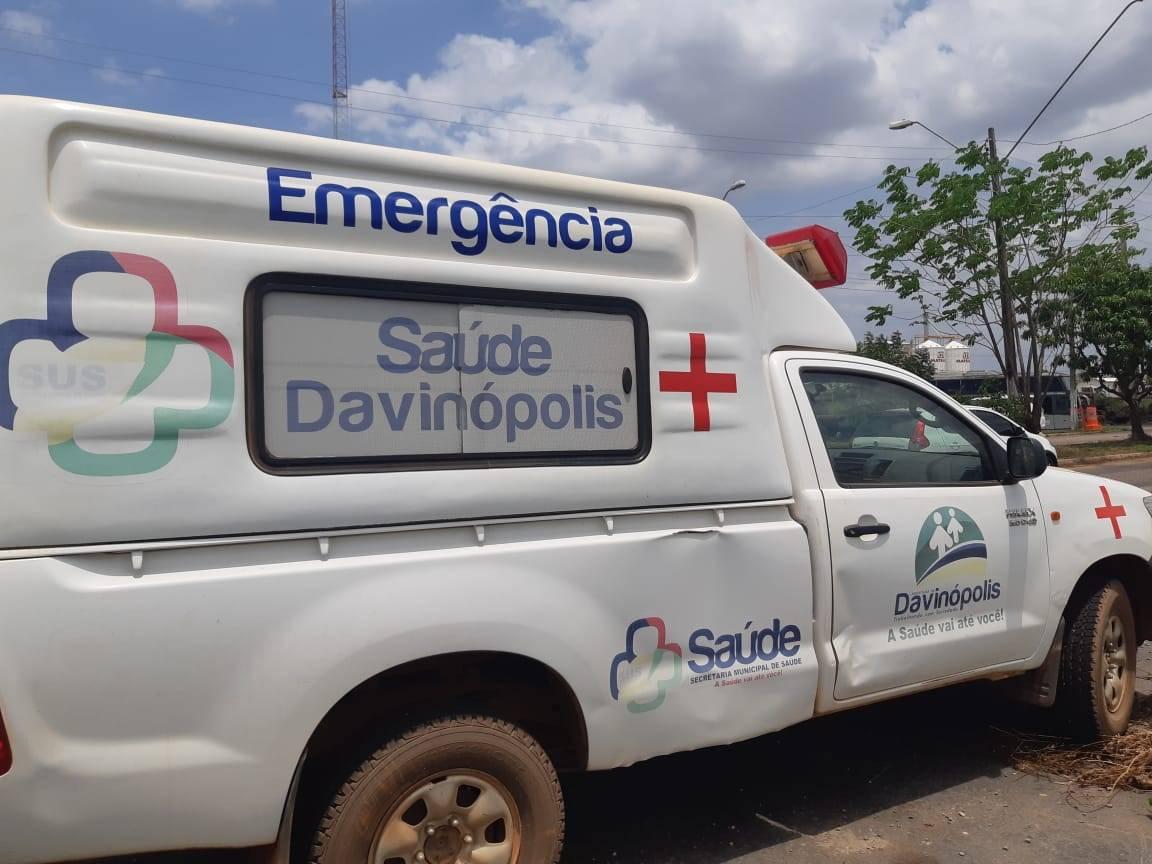 Photo of Ambulância de Davinópolis (MA) é apreendida pela Polícia Rodoviária Federal por irregularidades