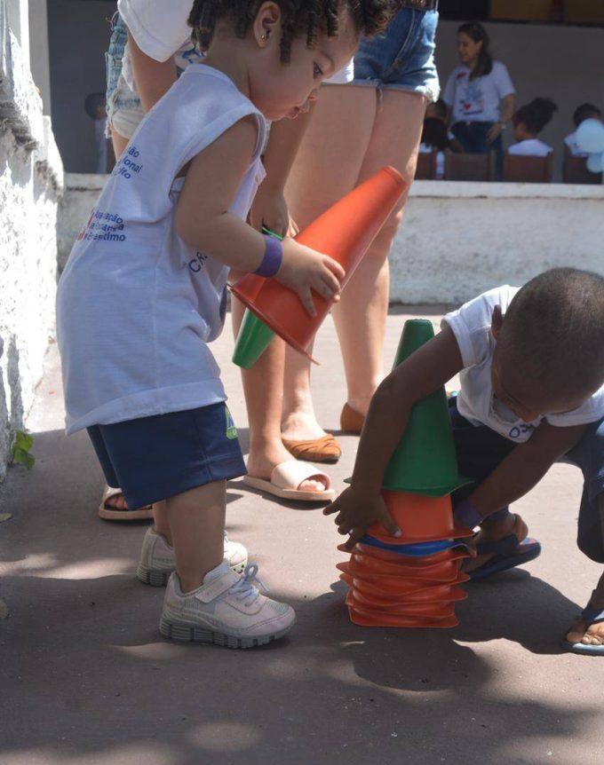 Photo of Coronel Monteiro levar amor e esperança a crianças carentes de São Luís