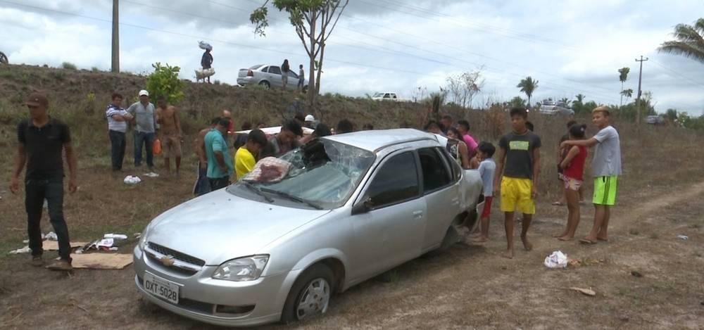 Photo of Bebê de 1 ano morre depois de grave acidente na BR-316 no Maranhão