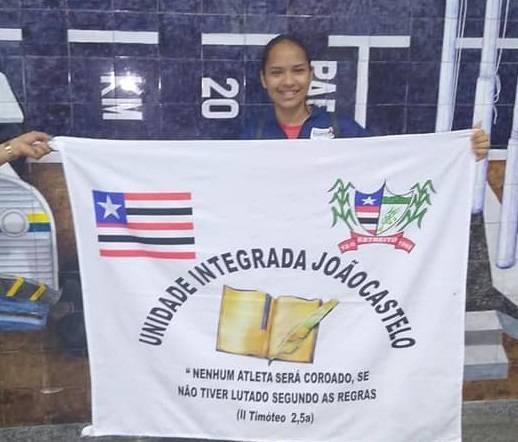 Photo of Aluna de Estreito é a primeira a conquistar medalha e participar das Paralimpíadas Escolares em SP
