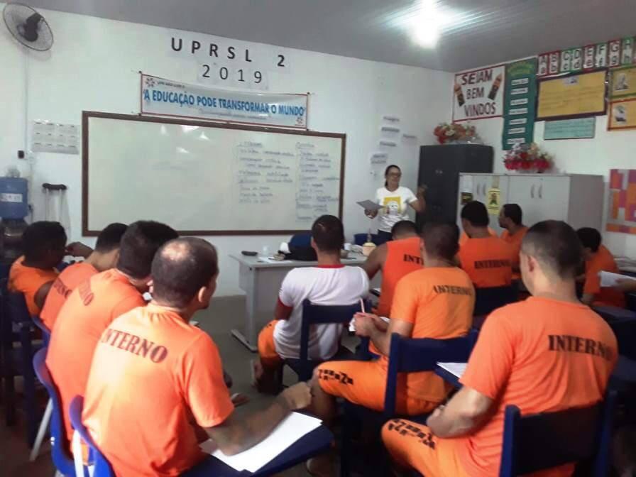 Photo of Governo do Maranhão promove aulões para detentos do sistema prisional