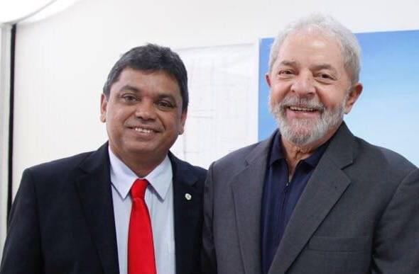 Photo of Deputado maranhense Márcio Jerry convida Lula para vir morar no Maranhão