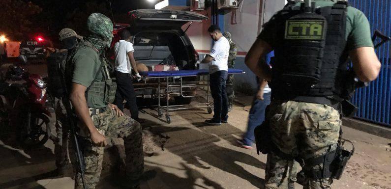 Photo of Assaltante de banco morre em confronto com policiais em Santa Luzia (MA)