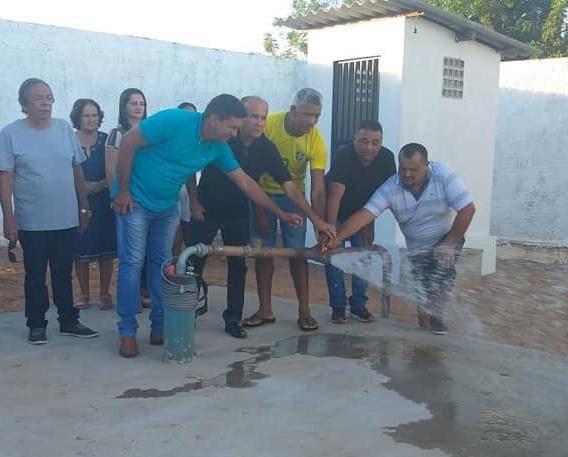 Photo of Moradores ficam sem água após poço ter energia cortada em Lajeado Novo (MA)