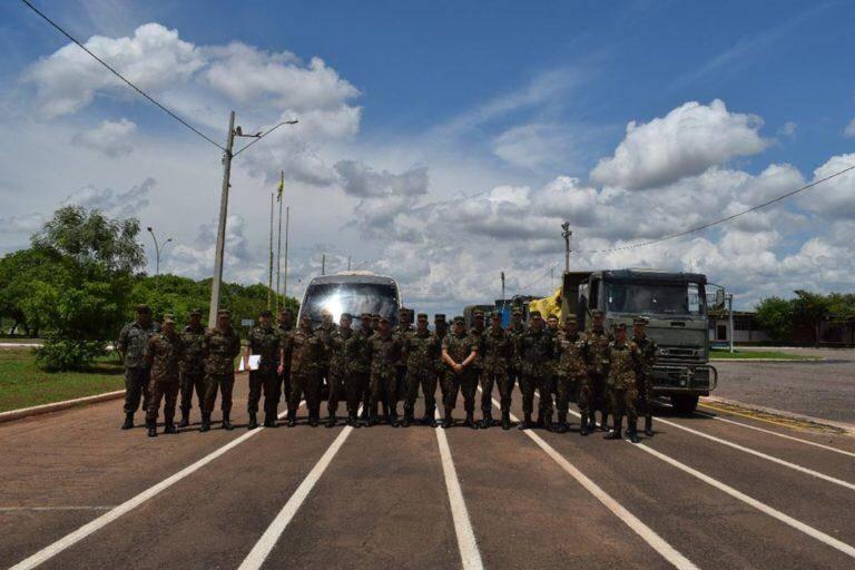 Photo of Exército chega ao Maranhão para recuperar a BR-135