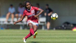 """Maranhense que joga nos EUA é consideradaa """"Nova Marta"""" do futebol brasileiro"""