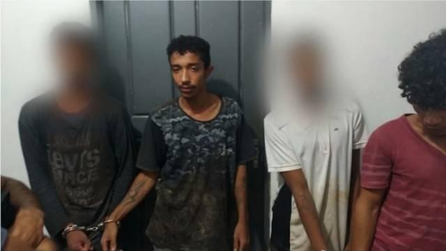 Photo of Menores que estupraram mulher e degolaram homens em Grajaú (MA) são presos