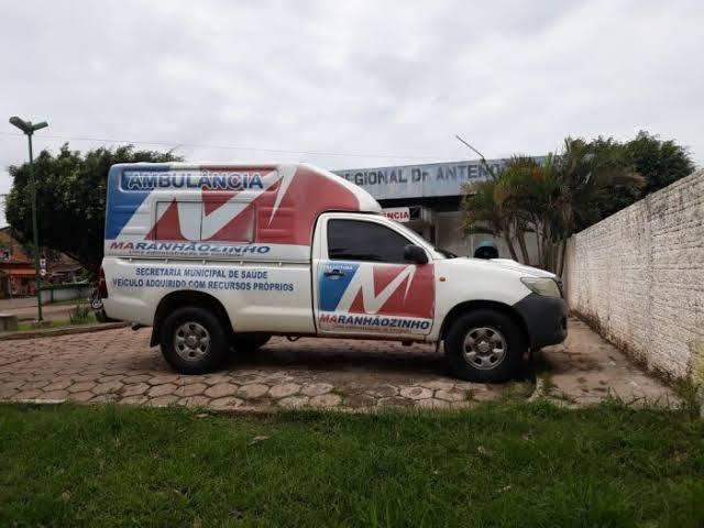 Photo of Ambulância de Maranhãozinho é assaltada durante trajeto para São Luís (MA)