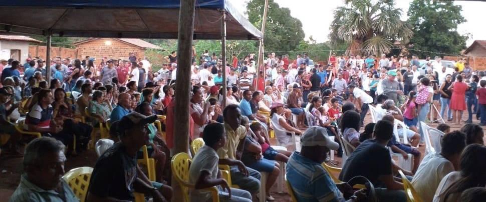 Photo of Lançamento da pré-candidatura de Dr. Thiago reúne multidão em São João do Paraíso (MA)