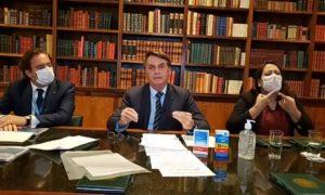 Trabalhadores informais receberão ajuda de R$ 600 durante crise do coronavírus, diz Bolsonaro