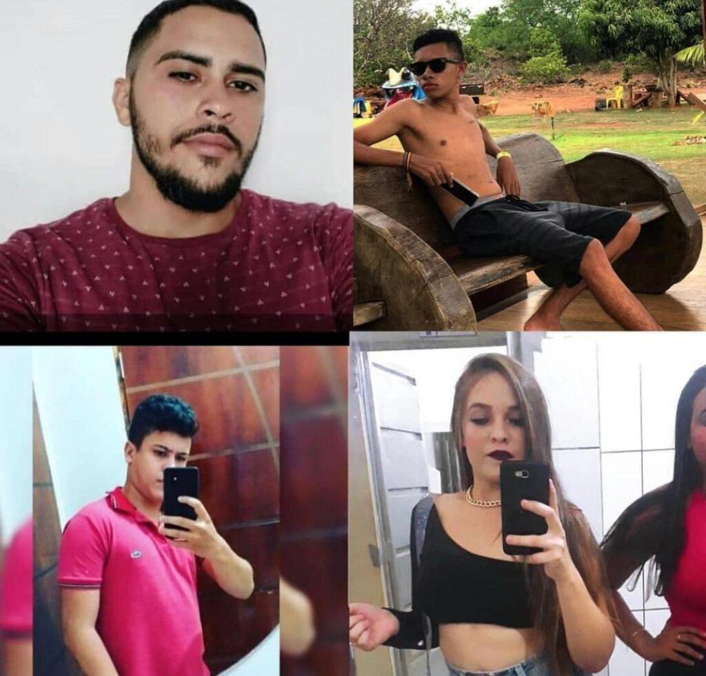 TRAGÉDIA: Quatro jovens morrem em grave acidente na BR-010 entre Porto Franco e Campestre - Enquanto Isso no Maranhão