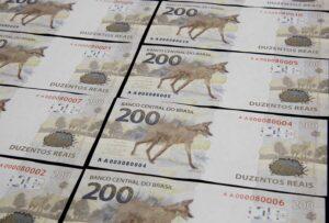 Cédula de R$ 200 entrou em circulação nesta quarta-feira