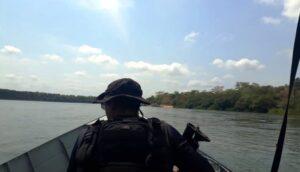 """Grupo de Operações Especiais intensifica ações contra """"Piratas"""" às margens do Rio Tocantins"""