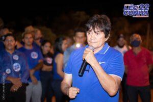 Léo Cunha tem pedido de candidatura deferido pela Justiça em Estreito