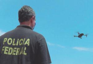 Polícia Federal vai usar drones para fiscalizar boca de urna e transporte de eleitores no dia das eleições
