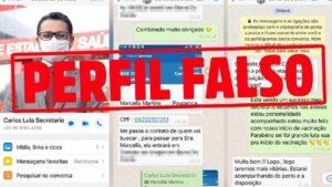 Golpista usa WhatsApp com nome do secretário de Saúde do Maranhão para 'vender' vacinas da Covid