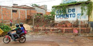 Prefeitura de Imperatriz embarga obra irregular no Conjunto Vitória