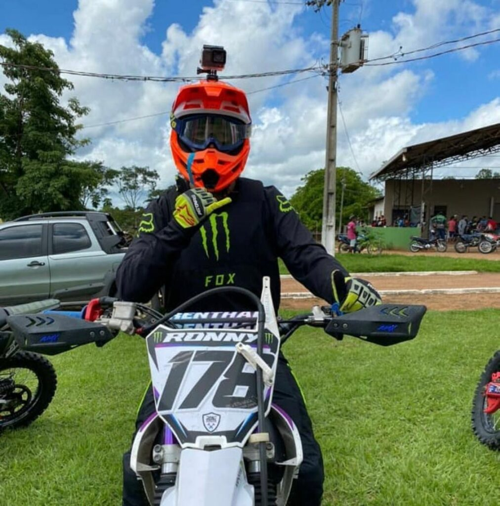 Piloto maranhense morre em trágico acidente em trilha de moto no Pará