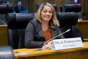 Projeto da Deputada Mical Damasceno estabelece prioridade na vacinação contra Covid-19 para líderes religiosos