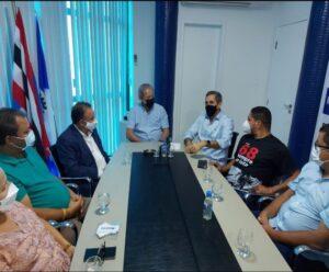 Ex-ministro José Dirceu dialoga com prefeitos maranhenses sobre pautas municipalistas