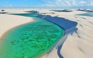 Lençóis Maranhenses figura na lista de destinos preferidos em junho, ao lado de Ilhas Maldivas e Tulum